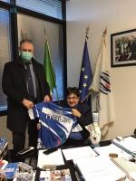 Il Presidente del C.I.P. Luca Pancalli incontra la F.I.S.B.
